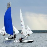 Wabamun Lake Sailing