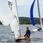 Wabamun Lake Sailing