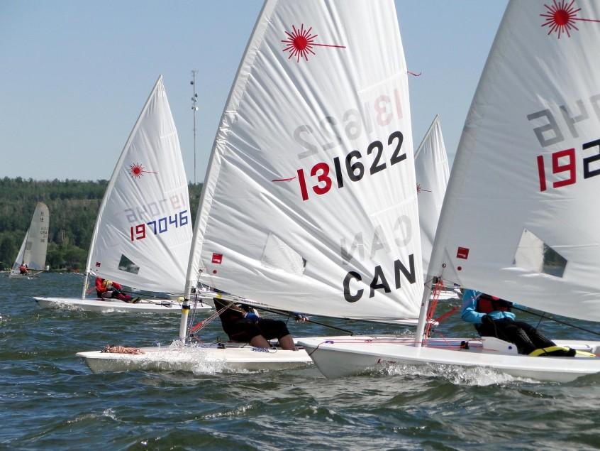 Wabamun Sailing Club Feature